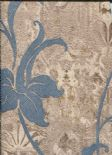 Trussardi Wall Decor Wallpaper Z5845 By Zambaiti Parati For Colemans